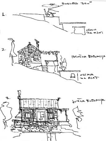 sketches of a 'pojata'